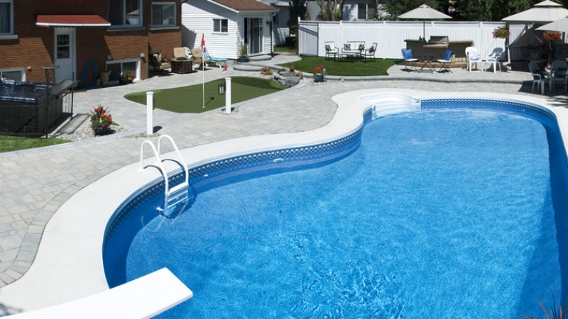 Vivid Contracting Pools